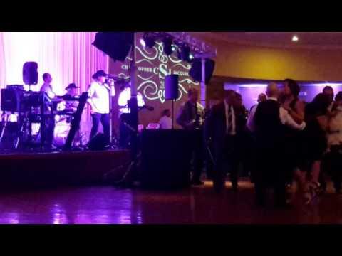 TEJANO SOUND BAND 5/28/16 CHICAGO ILLINOIS WEDDING