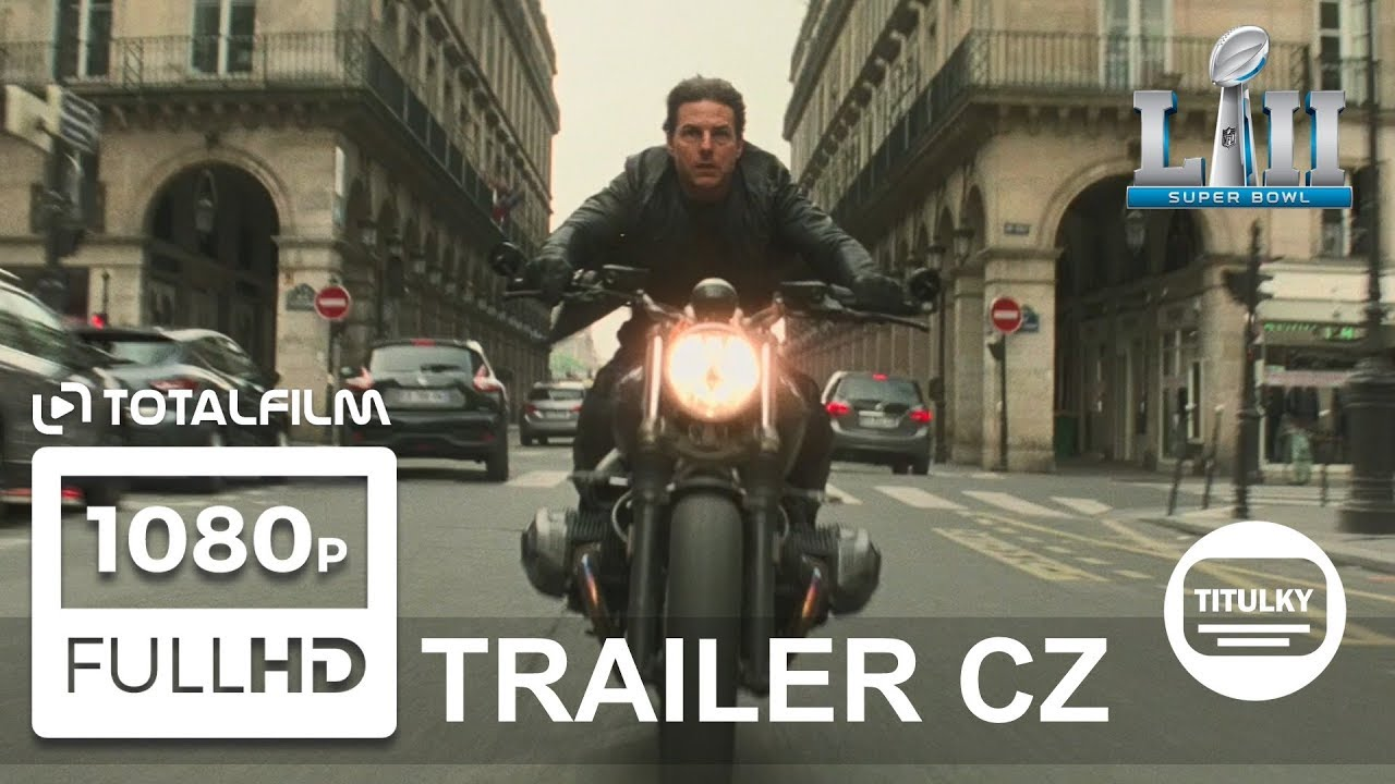 Mission: Impossible - Fallout (2018) CZ HD trailer Super Bowl