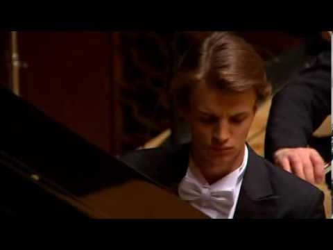 S. Rachmaninoff. Concerto No 2 for piano and orchestra. Movement 1