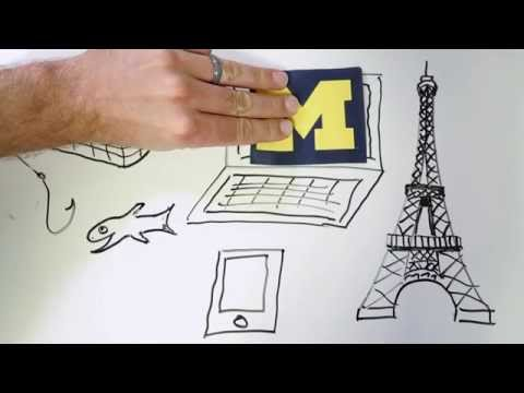 Safe Computing When Traveling from the University of Michigan