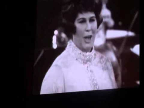 Gundula Janowitz sings Odabella in Attila