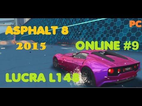 asphalt 8 airborne gameplay online lucra l148 pc youtube. Black Bedroom Furniture Sets. Home Design Ideas
