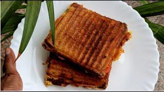 Cheese Loaded Sandwich Recipe   Secret of Kitchen