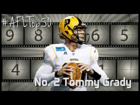 Top 50 AFL Players of 2014: No. 2 Tommy Grady