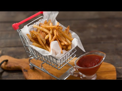 The PERFECT French Fries With Frankie Celenza