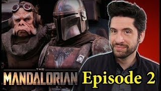 The Mandalorian: Episode 2 - Review