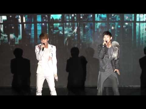 120401 EXO Showcase: Luhan & Chen - What Is Love