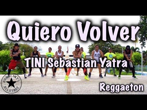 Quiero Volver | Tini Sebastian Yatra |Zumba® |Charrylyn Erecre| Choreography