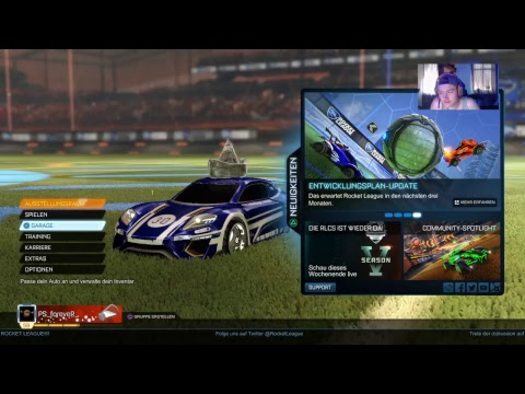 Rocket League RUMBLE TURNIER | German Gameplay | ZurkonSushi