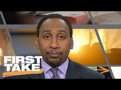 Stephen A. Smith calls the Dodgers' season a 'failure' | First Take | ESPN