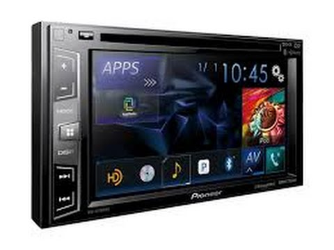 Pioneer In Dash AVH-X3700BHS Reciever Review