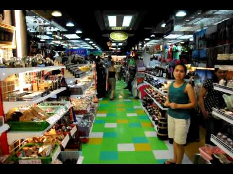 MBK Shopping Center Bangkok, Thailand - YouTube