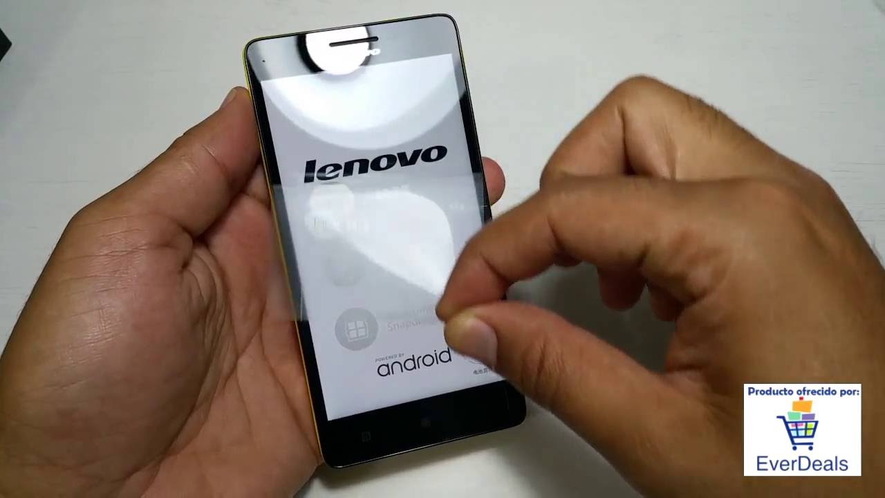 Lenovo K30-W // 4G LTE Android - EverDeals - YouTube