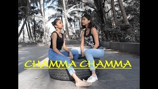 Chamma Chamma - Fraud Saiyaan | Neha Kakkar | Ikka | Bollywood Dance | Padmaja Kadam