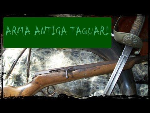 Arma antiga Taquari