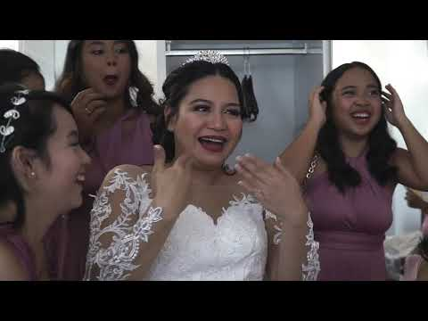 Onsite Wedding Film By RPMNG Studios Rome Italy | Nap & Kc