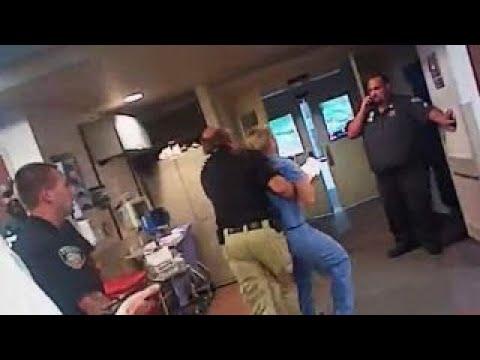 2nd officer placed on leave after arrest of Utah nurse