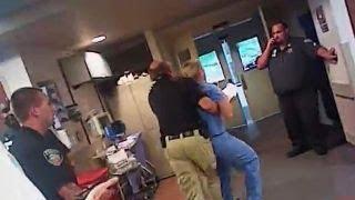 Download 2nd officer placed on leave after arrest of Utah nurse Mp3 and Videos
