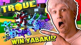 "SHADOW GANDA ""YABAKI"" GIVEAWAY!? HOW TO WIN! ! ! (not clickbait) ✪ Scythe Plays Trove #494"