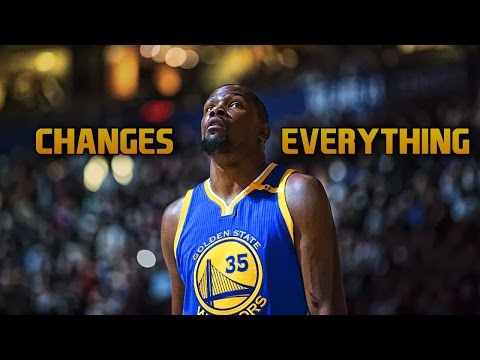 Kevin Durant's Injury Changes EVERYTHING