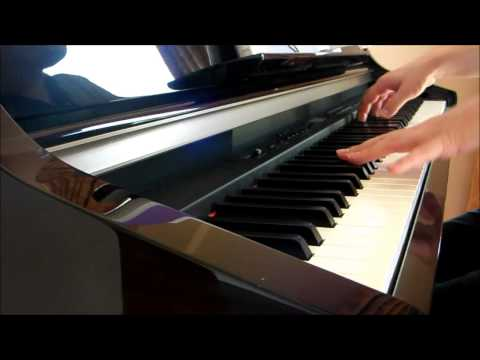 World Filled With Love -- Craig David (piano cover by Gun)