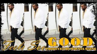 NEW Kanye West Common Kid Cudi - Feels So G.O.O.D. Instrumental *Prod. By Monsta Mayne*