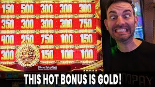 ☕ This Hot Bonus Is GOLD! 🥇 Some Gold of Tenochtitlan Slots