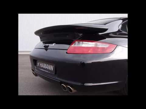 2004 Hamann Porsche 997 Youtube