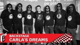 "Carla's Dreams: ""A fost o perioada de reinventare"" - Backstage Europa FM LIVE pe Plaja 2018"