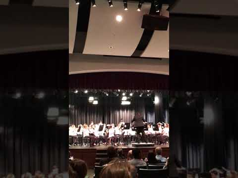 Harris Road Middle School Advanced Band