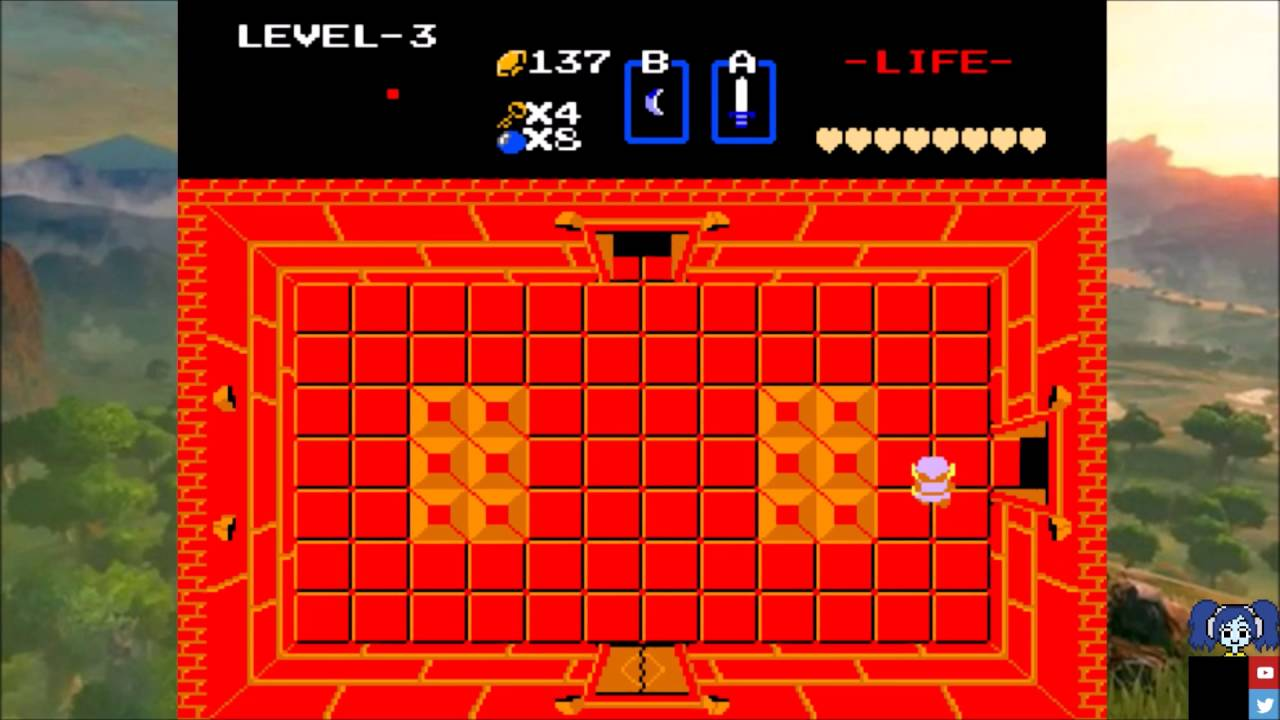 Magic Shield Raft And Level 3 The Legend Of Zelda Part 3 Youtube
