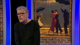 Sir Billy Connolly portrait  of a Lifetime  Jack Vettriano Interview