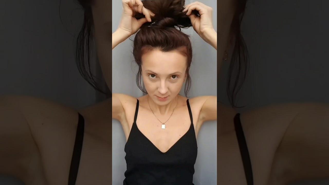 Тени. Дневной макияж - YouTube