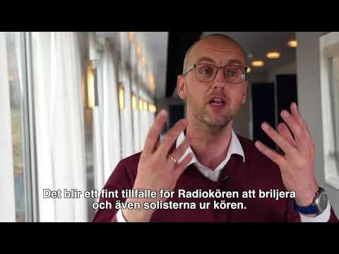 """Peter Dijkstra om Radiokören och Frank Martins """"Trolldrycken"""""""