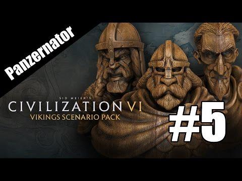 Canute Rockne? Vikings, Traders, and Raiders! Civilization VI episode 5 |