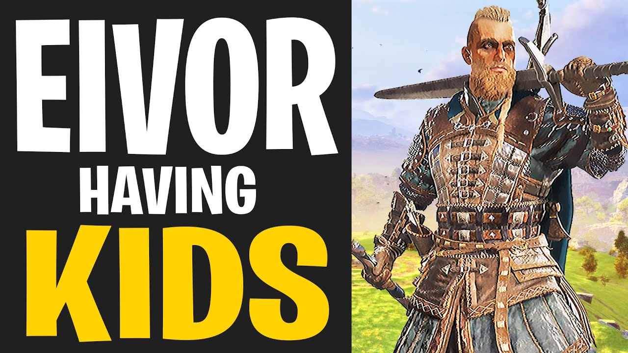 Assassins Creed Valhalla Eivor Has Kids Family More Youtube