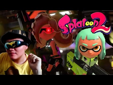 SPLATOON 2, UN JUGADOR VIDEO REACCION