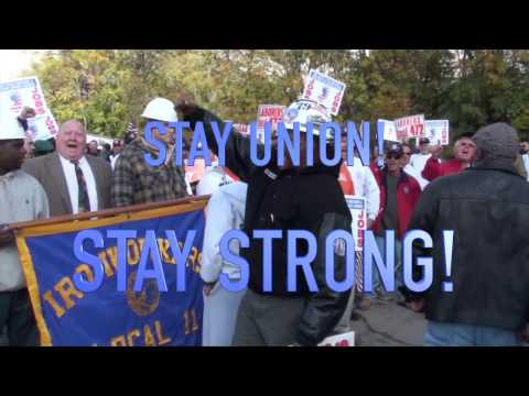 What is the New Jersey AFL-CIO?