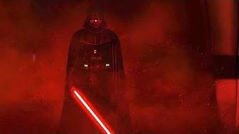 Darth Vader's rage | Star Wars: Rogue One [Ending scene]