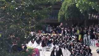10月7日(日曜日)、田治米町・今木町が八木地区に合流し、計13台のだん...