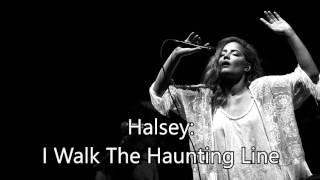 Halsey: I Walk The Haunting Line (Mashup)