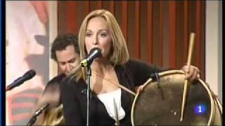 "Pollerita - Goretti Benítez y Alexis Miranda ""Programa Tenderete"""
