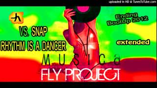 Fly Project  VS. Snap - Rhythm Is A Musica (Jay Amato Ending2012 BootUp)