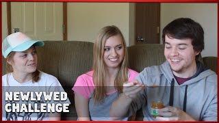 NEWLYWED CHALLENGE (HBomb Vlogs)