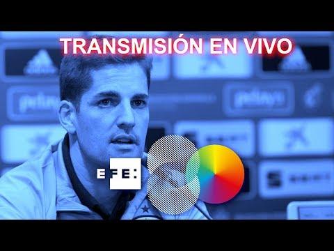 📡 #ENVIVO | Rueda de prensa del exseleccionador de fútbol Robert Moreno