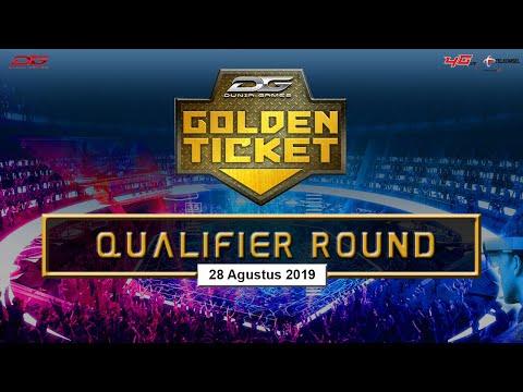 Dunia Games Golden Ticket Area 3 - 28 Agustus 2019