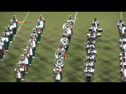 BLANCHE ELY HIGH SCHOOL BAND SOULBOWL 2015