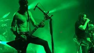 "Overkill - ""Necroshine"" live at the Grove in Anaheim on 11/15/2013"