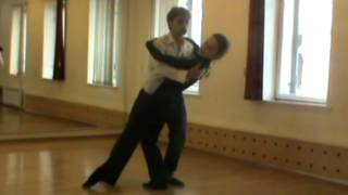 свадебный танец урок 6