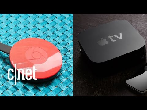 Apple TV and Chromecast coming back to Amazon after two-year ban (CNET News)